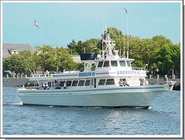 Brooklyn vi deep sea fishing for Brooklyn fishing boat
